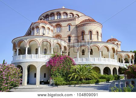 Saint Nectarios Monastery Greece