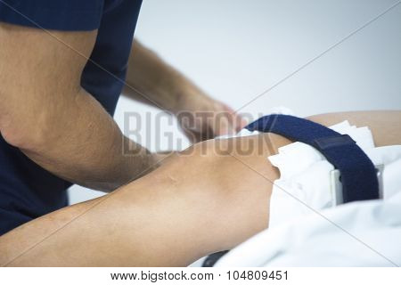 Traumatology Orthopedic Surgery Knee Arthroscopy