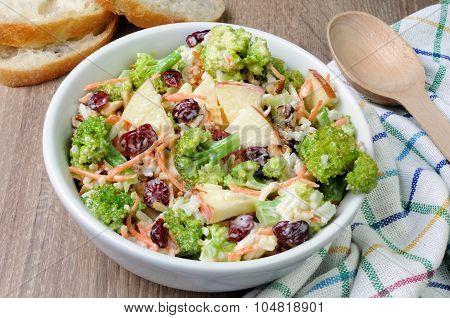 Broccoli Salad With Chicken