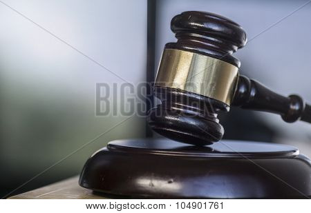 Legal law concept image.