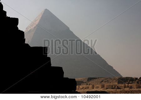 Pyramids Of Giseh