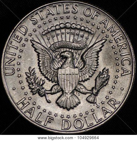 American Silver Half Dollar Coin