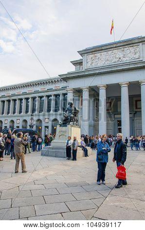 Museum Of The Prado