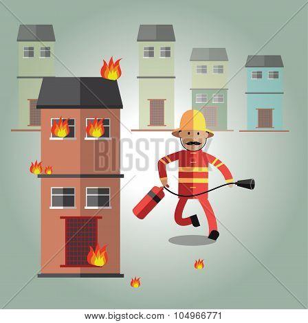 fireman eps10 format