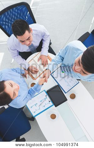 Acquainting colleagues