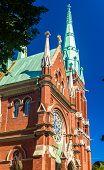 St. John Church in Helsinki - Finland poster