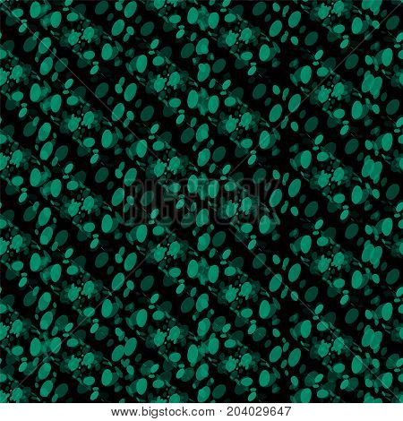 Seamless abstract bubble wallpaper vector pattern, wall texture, background