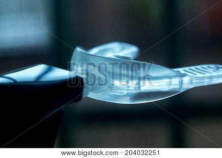 Dental Aligner Bracket Accelerator