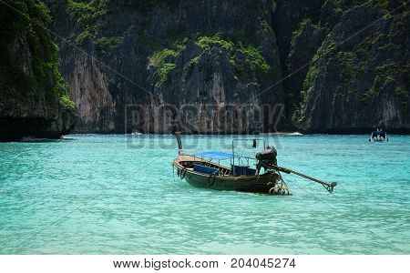 Seascape Of Koh Phi Phi, Thailand