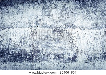 blue grunge wall highly detailed textured background