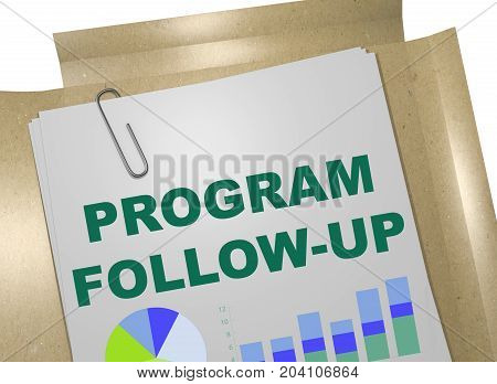Program Follow?up Concept