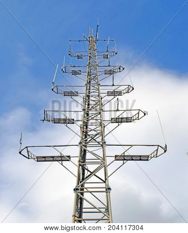 antennas telephony... Antennas of telecommunications and wave networks