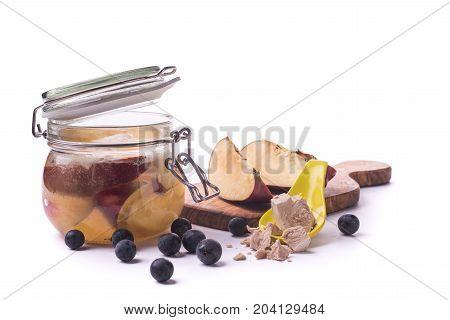 Wild Fruit Fermentation Yeast
