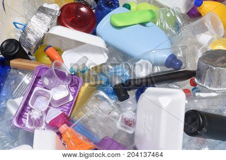 Plastic Recycle,