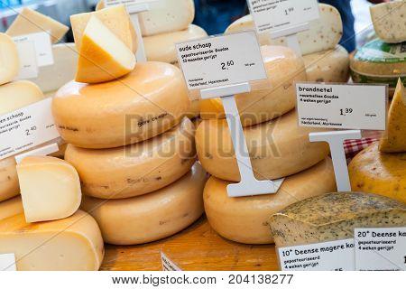 Dutch Cheese Assortment