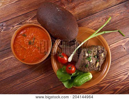 Italian Rustic Dinner