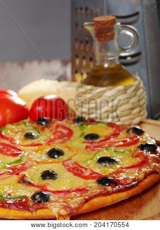 Home Pizza M Paprika