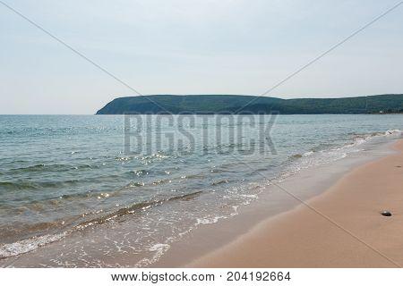 Ingonish Beach Cape Breton Highlands National Park Nova Scotia Canada
