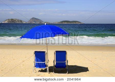 Sitting On Ipanema