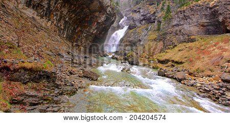 Pyrenees Natural Park of Ordesa Monte Perdido