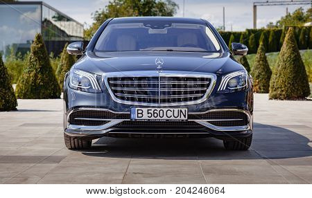 Mercedes-Benz Maybach 2017 06 september Castel