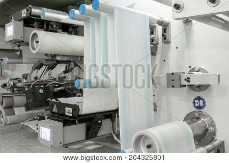For The Manufacture Of Packaging Plant