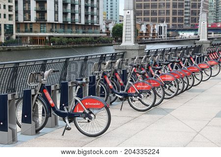 London Bicycle Hire
