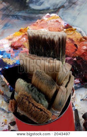 Paint Brushes 88