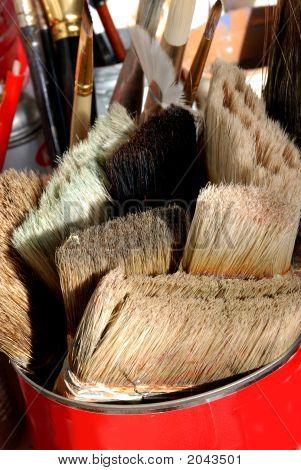 Paint Brushes 84