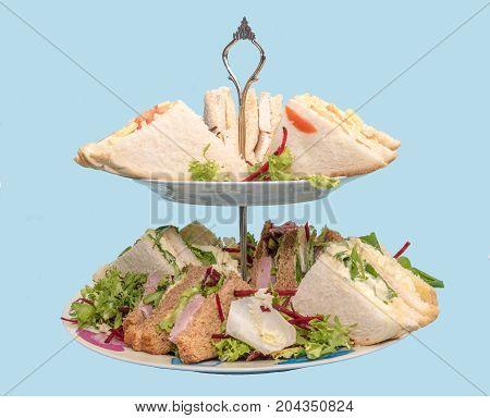 Afternoon Tea Sandwiches