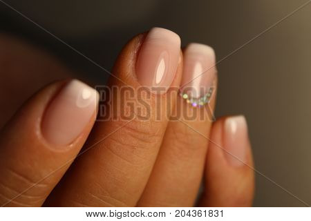 Manicure Design French