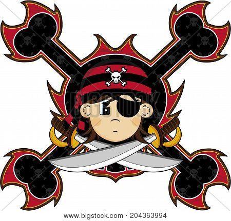 Bandana Pirate Graphic.eps