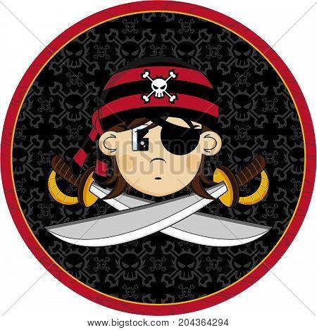 Bandana Pirate Icon