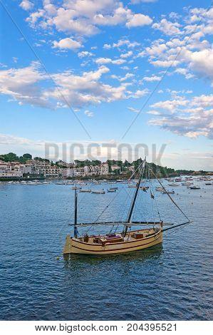 Cadaques, Coastal Village Of The Mediterranean Sea - Catalonia, Girona, Spain