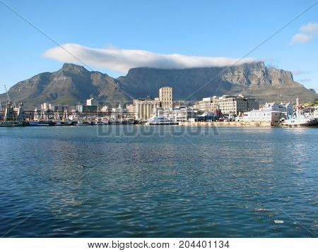 FROM CAPE TOWN, SOUTH AFRICA,THE VICTORIA AND ALFRED WATERFRONT, ON A SUMMER DAY 43oh