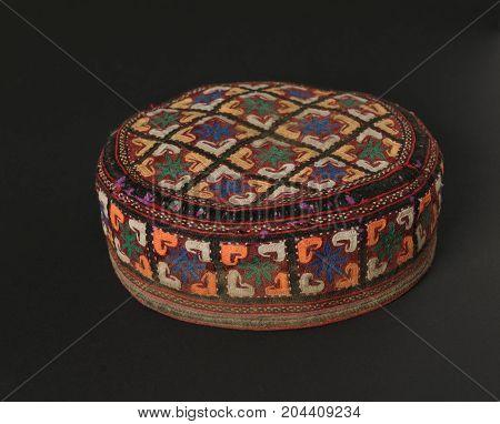 Traditional Asian Skullcap