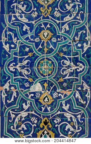 Asian Ceramic Patterns