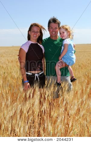 Farmer And Kids