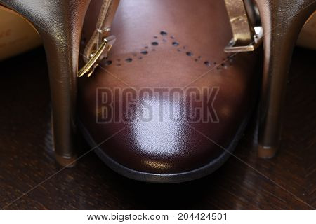 Mens shoes and high heel shoes sensual after party