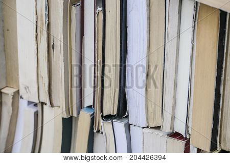 Books As A Background