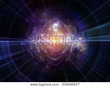 Visualization Of Space Emitter