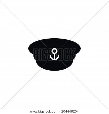Costume Vector Element Can Be Used For Captain, Hat, Uniform Design Concept.  Isolated Uniform Icon.