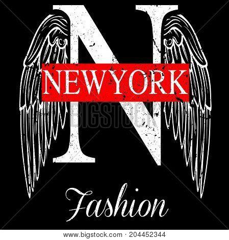 Newyork City graphic design fashion style modern art