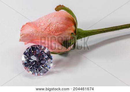 A Diamond Shine Light Pendant
