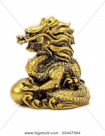 Golden Dragon.