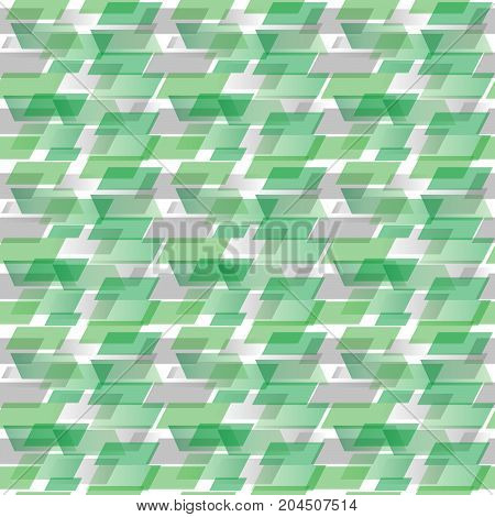 Geometric seamless pattern. Abstract vector background. ESP10