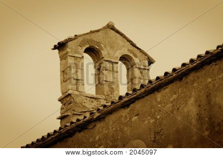 Vintage Church Detail