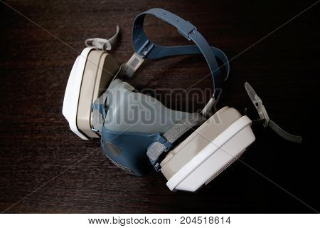 Multi-purpose respirator half mask or Toxic dust respirator half mask