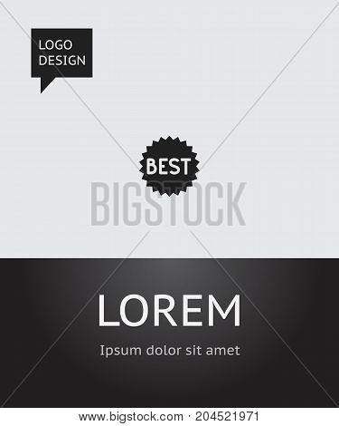 Vector Illustration Of Shopping Symbol On Best Sale Icon
