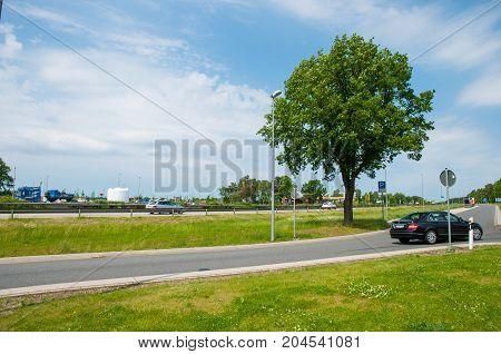 German Highway A7
